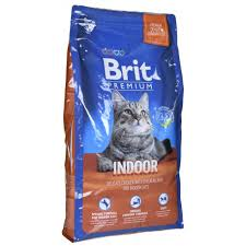 Feed <b>Brit Premium Cat Indoor</b> (8 kg ) - Dry cat food - Photopoint
