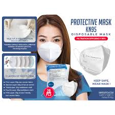 <b>KN95 Mask</b> (<b>Non Medical</b>) Individually Packed <b>20pcs</b> | Shopee ...