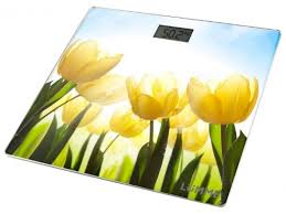 Купить <b>весы напольные Lumme</b> LU-1329 тюльпаны по цене от ...