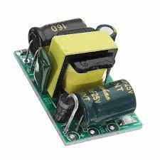 <b>DC 12V 250mA And</b> 5V 100mA Dual Output Switching Power ...