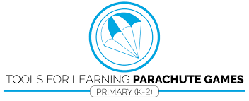 fitness knowledge intermediate 3 5 open physical education parachute primary k 2