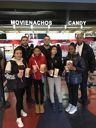 students from rahway academy see hidden figures rahway nj news the group of students watched the film hidden figures at the amc linden