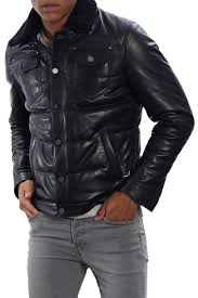 Кожаная <b>куртка ROCCOBAN</b> арт RBAK10131M_BLACK BLACK ...