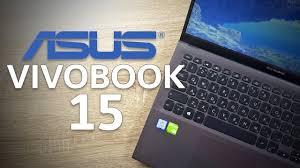 <b>Asus VivoBook 15</b> - компактная «пятнашка» - YouTube