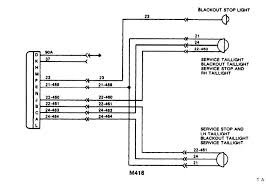 jeep wrangler trailer wiring diagram jeep image military trailer question page 4 jeepforum com on jeep wrangler trailer wiring diagram