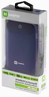 Внешние аккумуляторы <b>HARPER</b> – купить <b>внешний аккумулятор</b> ...
