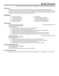 resume template  accounts payable resume objective resume template    accounts payable resume objective   professional experience as accounts reccevable clerk