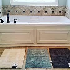 coral bath rug bed wamsuttaar reversible bath rugs and toilet lid covers