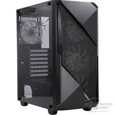 <b>Корпуса GameMax</b> [<b>REVOLT</b>] ATX,Черн,USB3.0,Зак.стекло,1 ...
