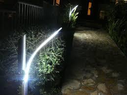 Illuminazione Ingresso Villa : Illuminazione vialetti in giardini ed ingressi a led