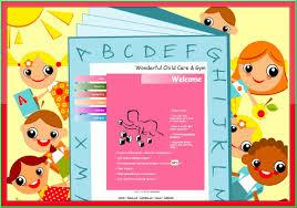daycare website templates teamtractemplate s daycare family child care child care home daycare and child unen8vjc