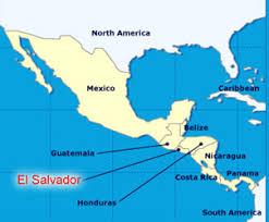 Resultado de imagen de el salvador en centroamerica