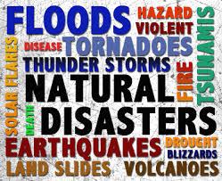 Image result for natural disaster emergency plans