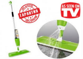 The <b>Швабра As Seen On</b> TV Spray Mop Deluxe charming question
