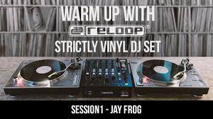 Strictly <b>Vinyl DJ</b> Set - Dance/Electro Live Session w/ Jay Frog (Warm ...
