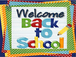 Image result for welcome back to school pictures