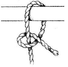 Image result for half hitch