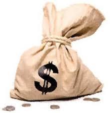 Bildresultat för bada i pengar