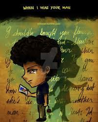 Resultado de imagem para Bruno Mars - When i was your man -