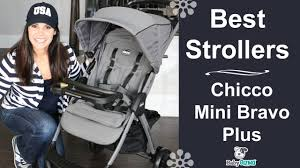 Chicco <b>Mini</b> Bravo Plus <b>Stroller</b> Review - YouTube