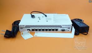 Обзор <b>Mikrotik CCR1009</b>-<b>7G</b>-<b>1C</b>-<b>PC</b>