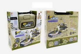 Трек ABtoys Военная база - PT-01102 | детские игрушки с ...
