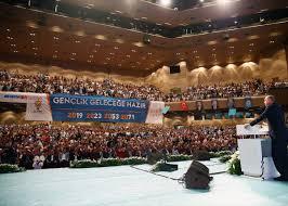 Cumhurbaşkanı Erdoğan köşe yazarlarına ayar verdi