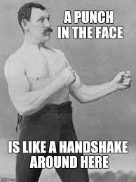 tough guy - Imgflip via Relatably.com