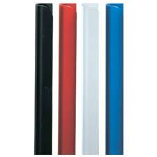 <b>Durable</b> A4 <b>Spine Bars</b>, 6mm, Black (package 10 each) | Staples®