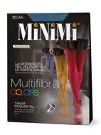 <b>Колготки MINIMI</b> MULTIFIBRA Color <b>70 den</b> 3D купить в ...