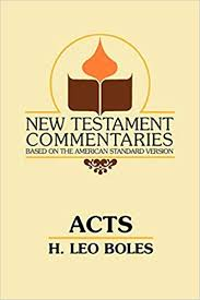 Acts: A Commentary on Acts of the Apostles (New Testament ...