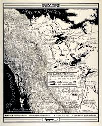 from great bear lake to hiroshima s forgotten role in the the radium trail 1934 image by r e harrison