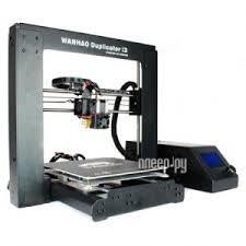 <b>3D принтер</b> Wanhao Duplicator i3 v.2.1