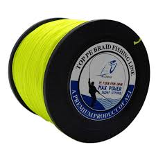 <b>Anzhenji Strong 16 Strands</b> Fishing Line Extra Thick Sturgeon Line ...
