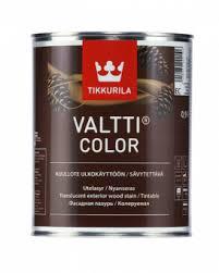Декоративный <b>антисептик для дерева Tikkurila</b> Valtti Color ...
