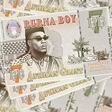 <b>Burna Boy</b> - <b>African</b> Giant - Amazon.com Music