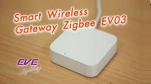 <b>Smart</b> Wireless Gateway <b>Zigbee</b> EV03 - YouTube