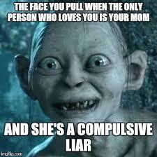 Gollum Memes - Imgflip via Relatably.com