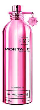 <b>Montale Crystal Flowers</b> — мужские и женские духи ...