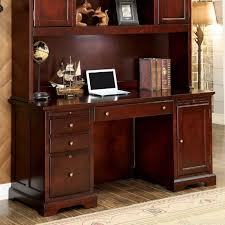 furniture of america cm dk6207cd desmont transitional cherry finish home office credenza desk home office furniture cherry finished