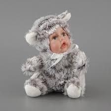 """Купить Кукла """"Зверята"""" 15см&quot"""