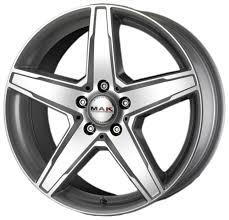 <b>Mak Stern</b> 8.5x20/5x112 <b>D66</b>.<b>6</b> ET45 Silver Wheel specifications ...