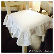 Linen Dining Room Chair Slipcovers Chair Slipcovers Dining Decorate