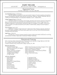 lpn resume example cipanewsletter lpn resume objective sample for new graduate fresh recomendation