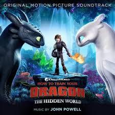 """<b>Саундтрек</b> к мультфильму """"Как приручить дракона 3"""""""
