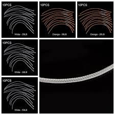 Preferred 44% OFF MAGIC <b>10pcs</b>/<b>Set</b> Backing String Tackle Wire ...