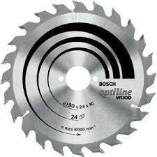<b>Диск пильный Bosch 230х30мм</b> 36зубьев Optiline Wood (2.608 ...