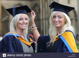identical twins sam left and becky wycherley celebrating today identical twins sam left and becky wycherley 23 celebrating today after graduating