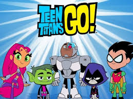 Image result for teen titans go