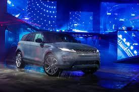 <b>Мировая премьера</b> нового Range Rover Evoque в Лондоне ...